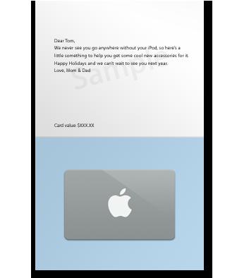 apple iphone 5 apple store gift. Black Bedroom Furniture Sets. Home Design Ideas