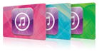 iTunes-cadeaubonnen