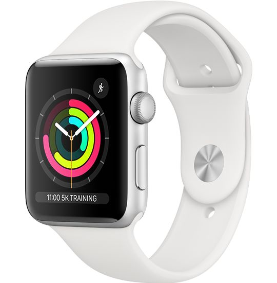 First Apple watch purchase. Bought a 38mm Series 3. Not sure