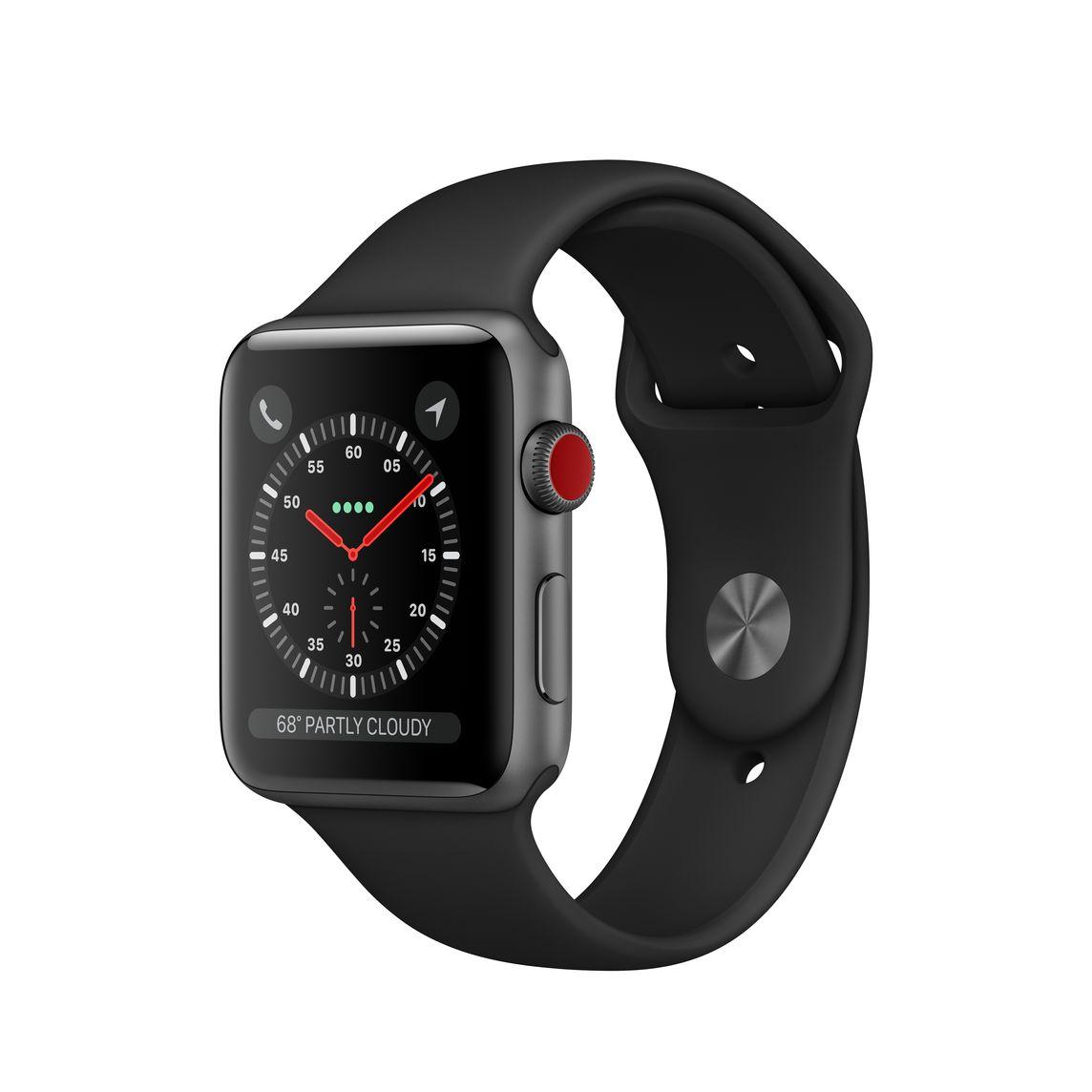 Apple Watch Series 3, GPS, 42mm Space