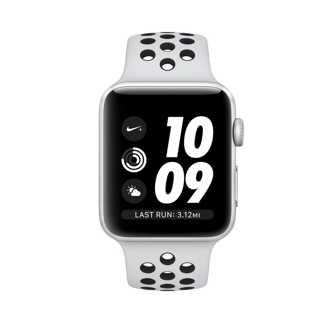 Apple Watch Nike Series 3 GPS, 42mm