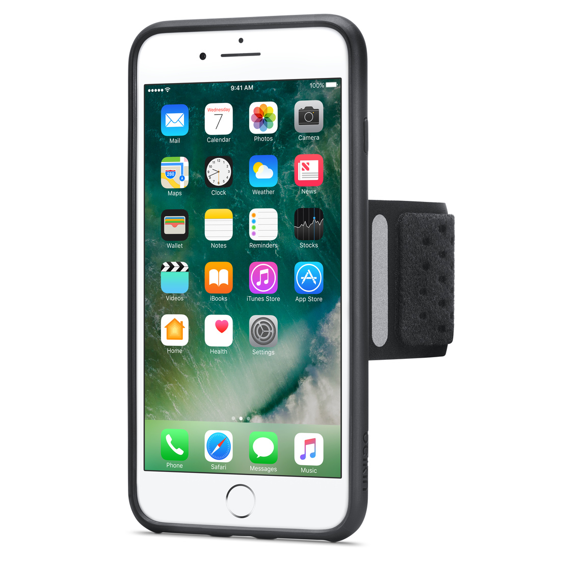 finest selection 238fa 8af91 Belkin Fitness Armband for iPhone 8 Plus/7 Plus