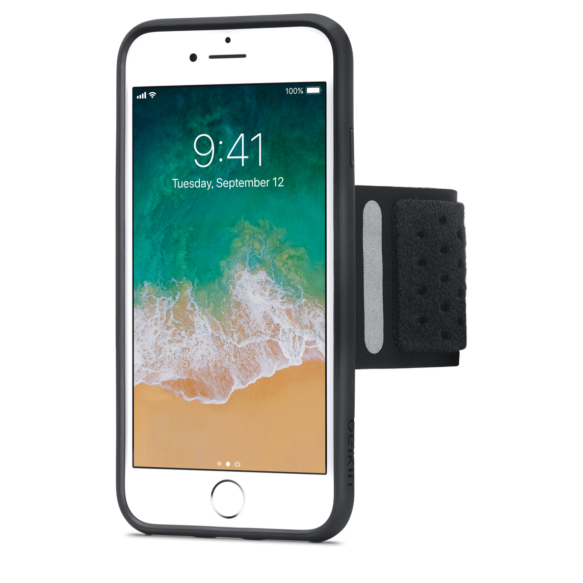 save off adced 8f4f7 Belkin Fitness Armband for iPhone 8/7