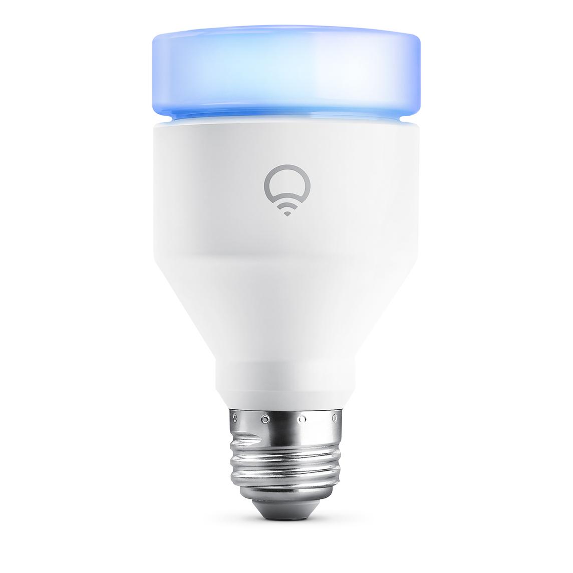 Lifx E27 Wi Fi Lumens Ampoule Connectée 1 Multicolore Led A60 100 nmN80wv
