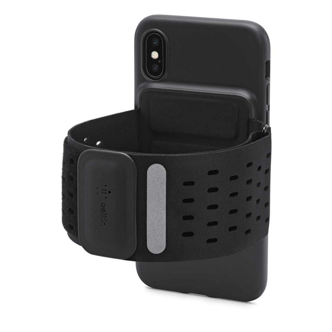 f514ae5b74 Fascia da braccio Fitness di Belkin per iPhone X