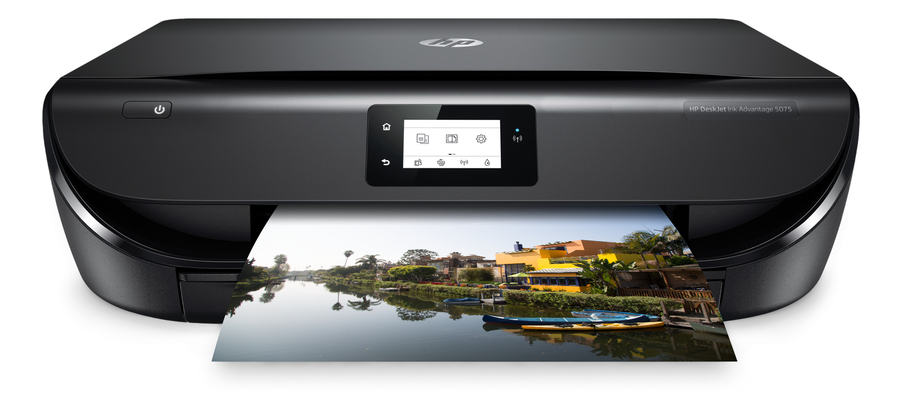HP DeskJet 5075 Ink Advantage All-in-One Printer