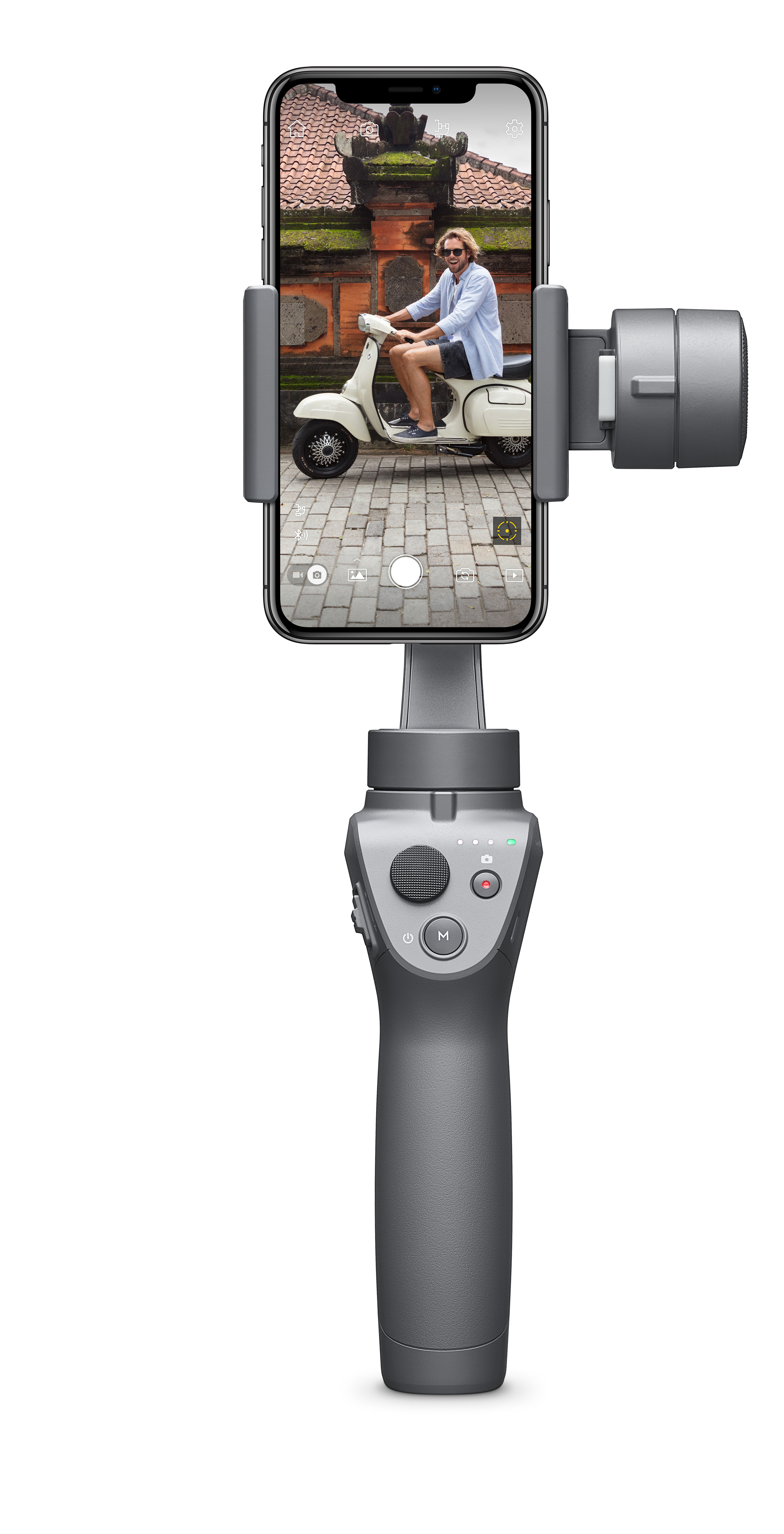 new product 02dd5 838b8 DJI OSMO Mobile 2 Gimbal for iPhone
