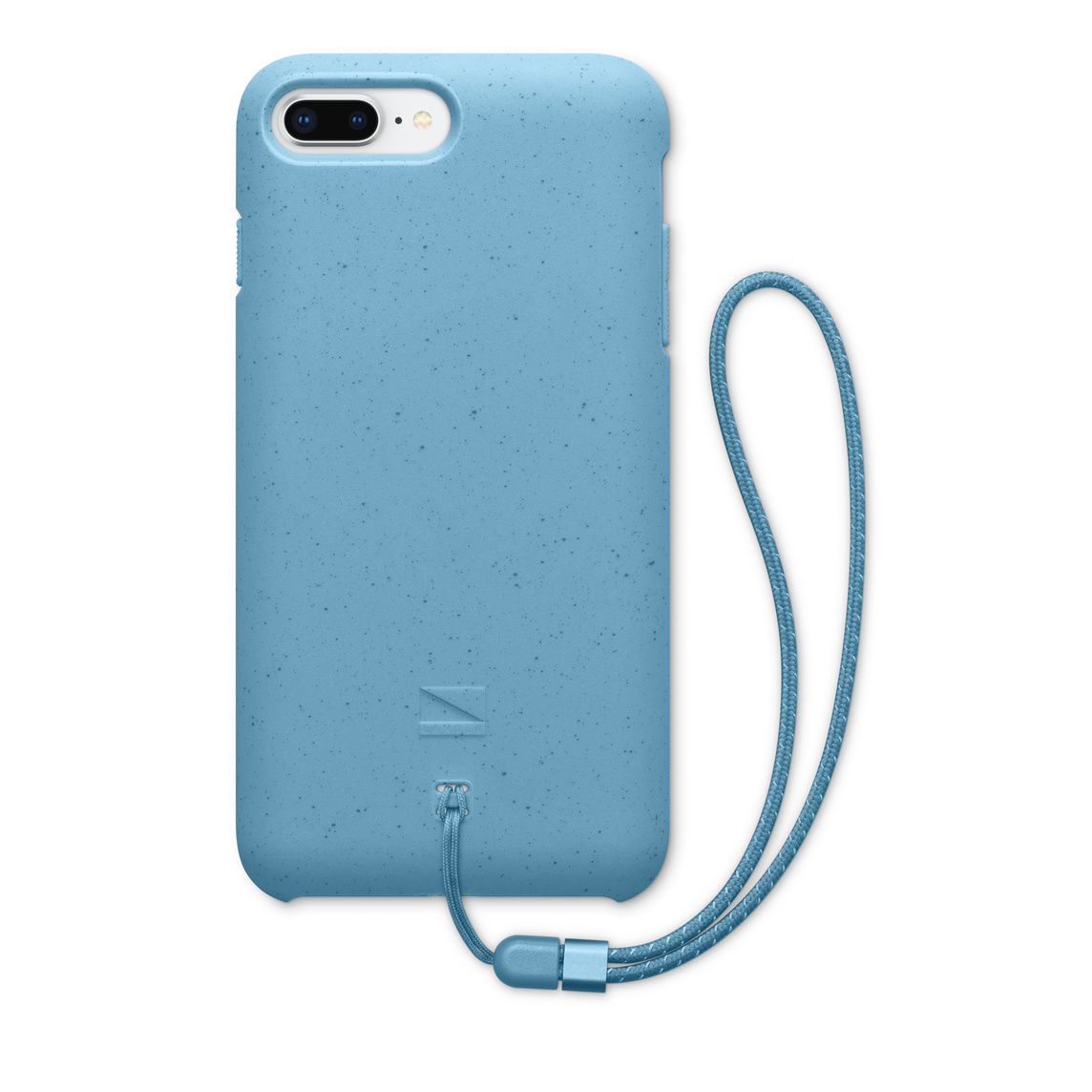 coque iphone 8 plus apple bleu nuit