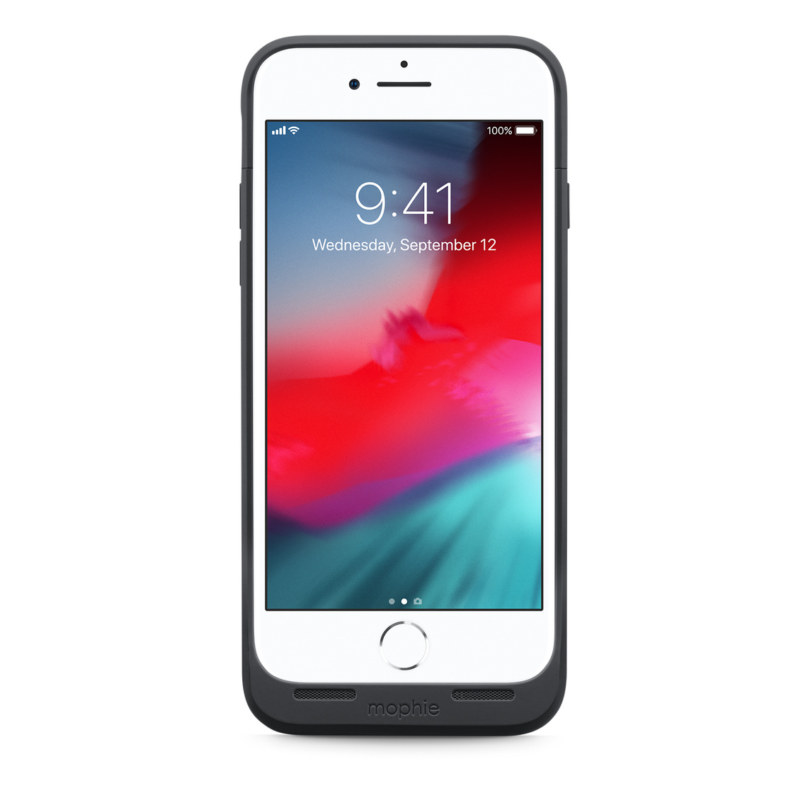 new concept 2b6f6 8f7f0 mophie juice pack wireless for iPhone 8/7