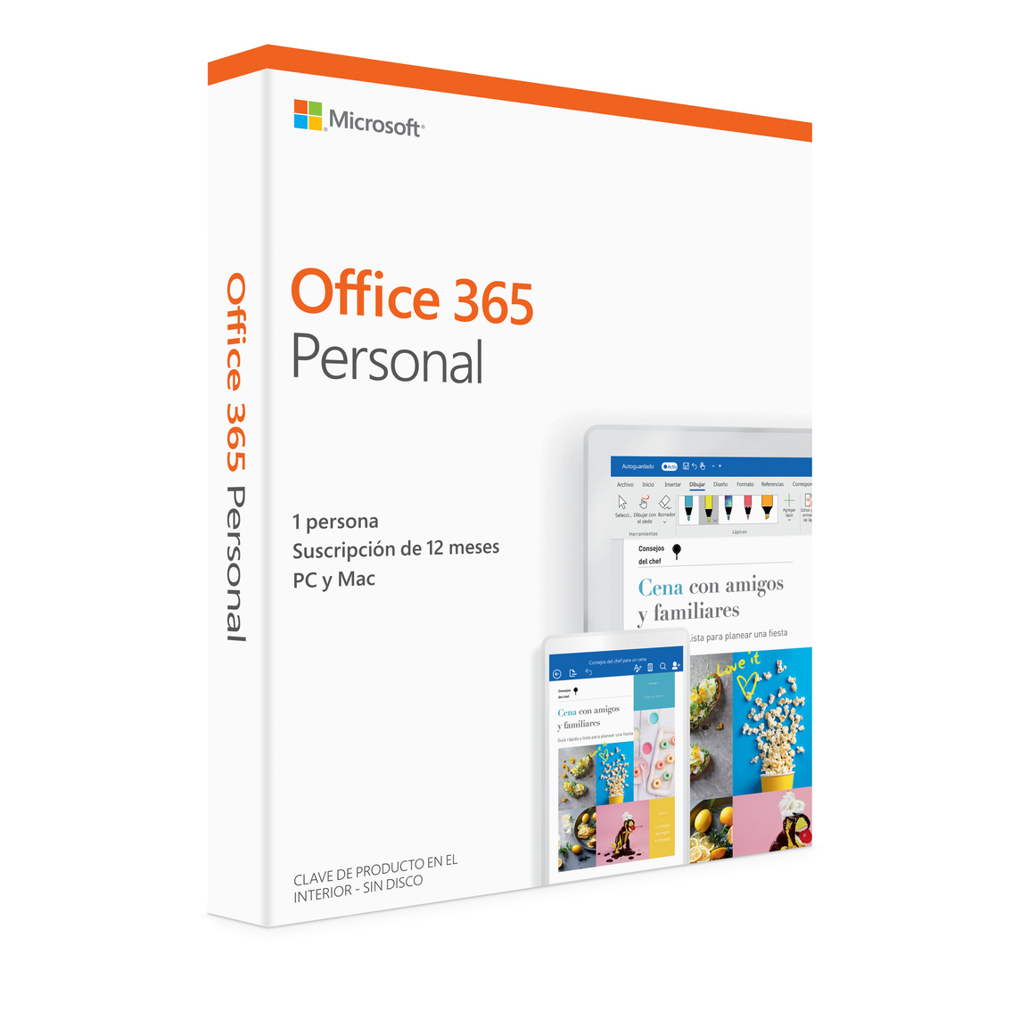 clave para office 365 hogar 2016