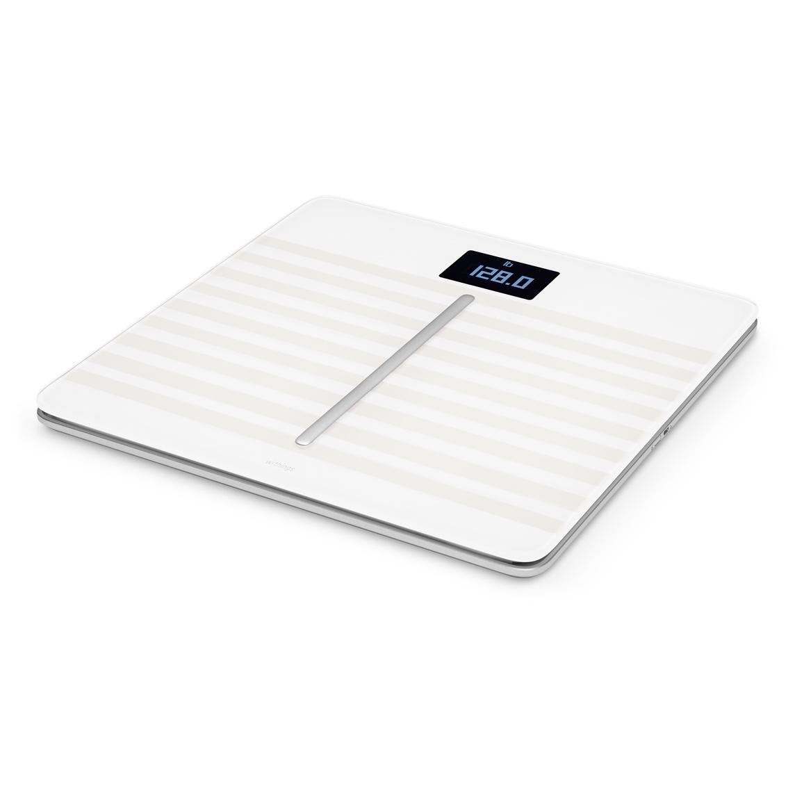 Balança Wi Fi de composição corporal Withings Body+ Branco