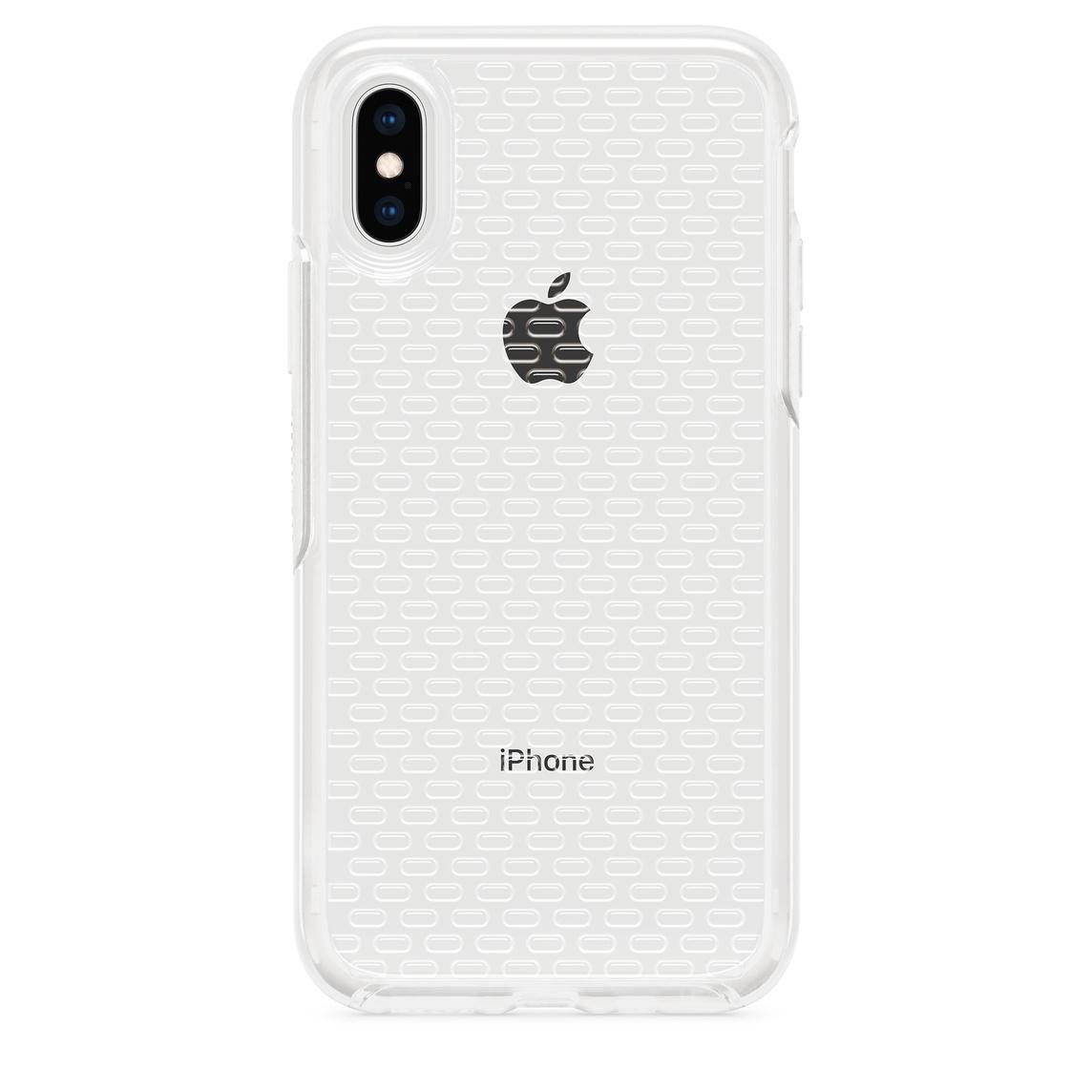 coque xs iphone transparent