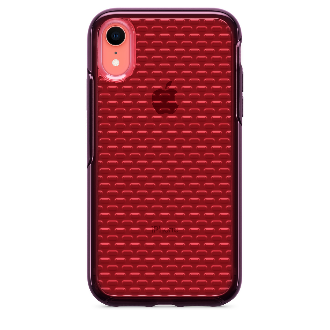 Custodia Evo Rox di Tech21 per iPhone XR - Rosso - Apple (IT)