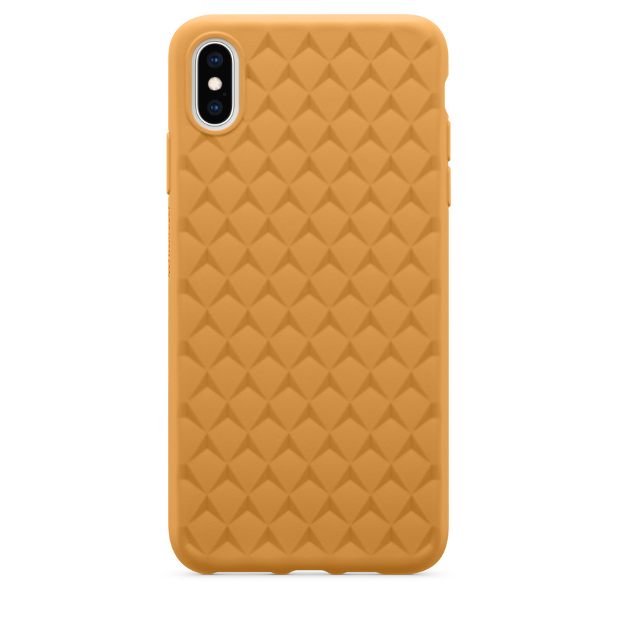 coque iphone 8 plus apple beige