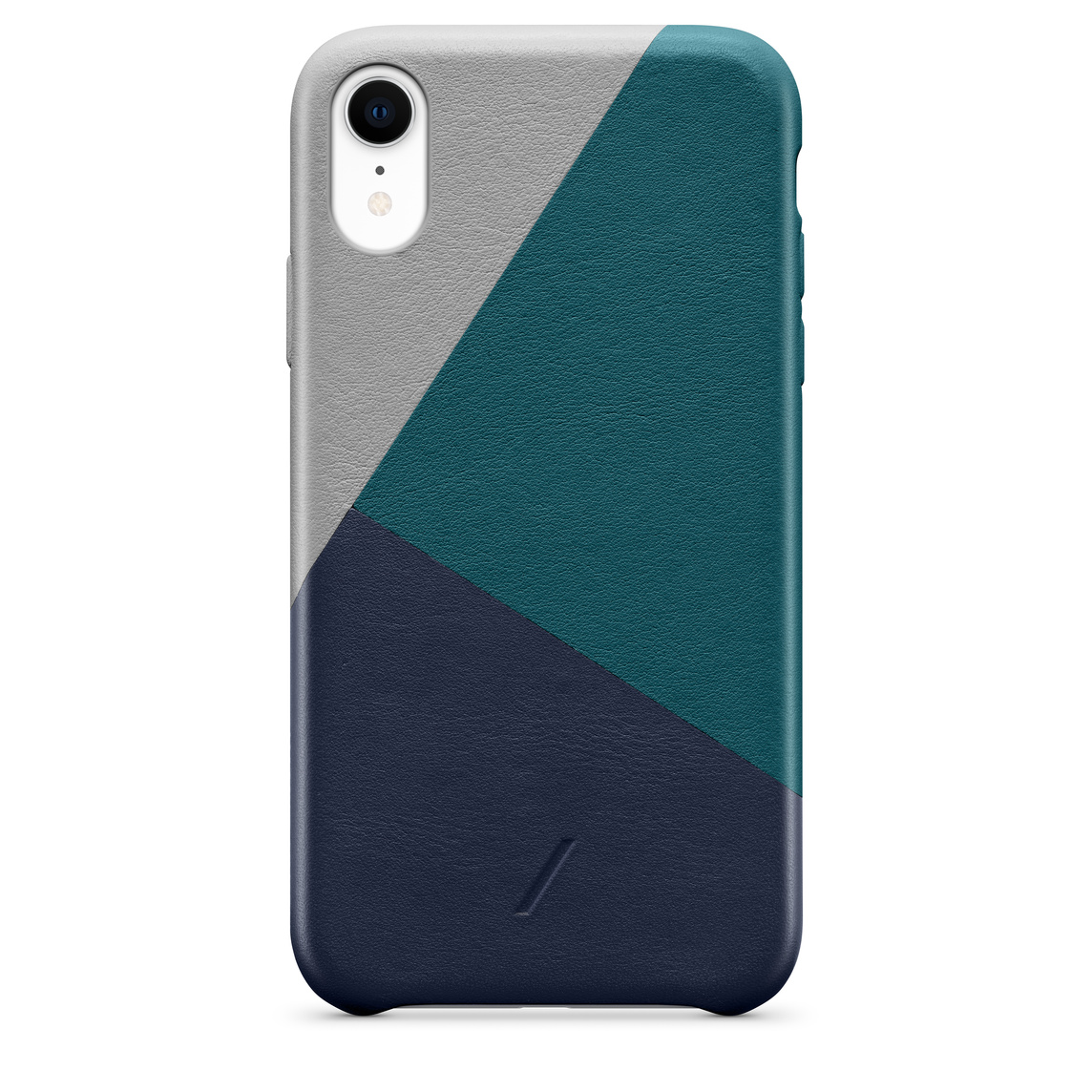 buy online 35b1a 64598 Native Union CLIC Marquetry Leather Case for iPhone XR
