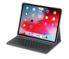 "Logitech Slim Folio Pro Case with Integrated Bluetooth Keyboard for 12.9"" iPad Pro (3rd Generation)"