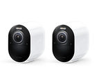 Arlo Ultra 4K Wire-Free Security Camera System (2 Cameras)