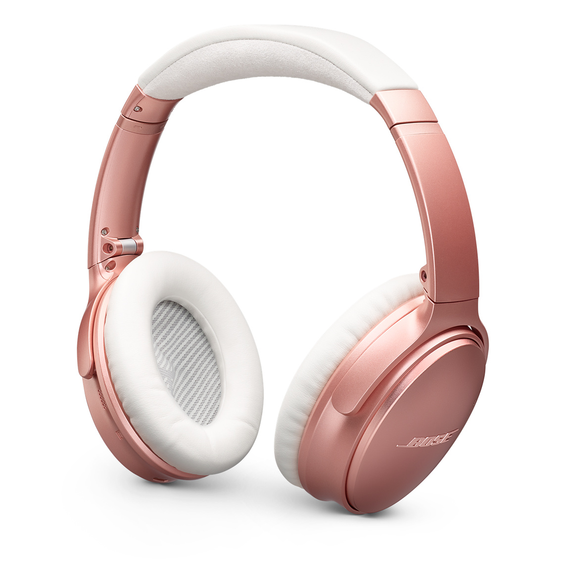 Fin Bose® QuietComfort® 35 Wireless Headphones II - Rose Gold - Apple (DK) XM-26