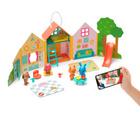 Jinja's House AR-Enabled Playset by Sago Mini