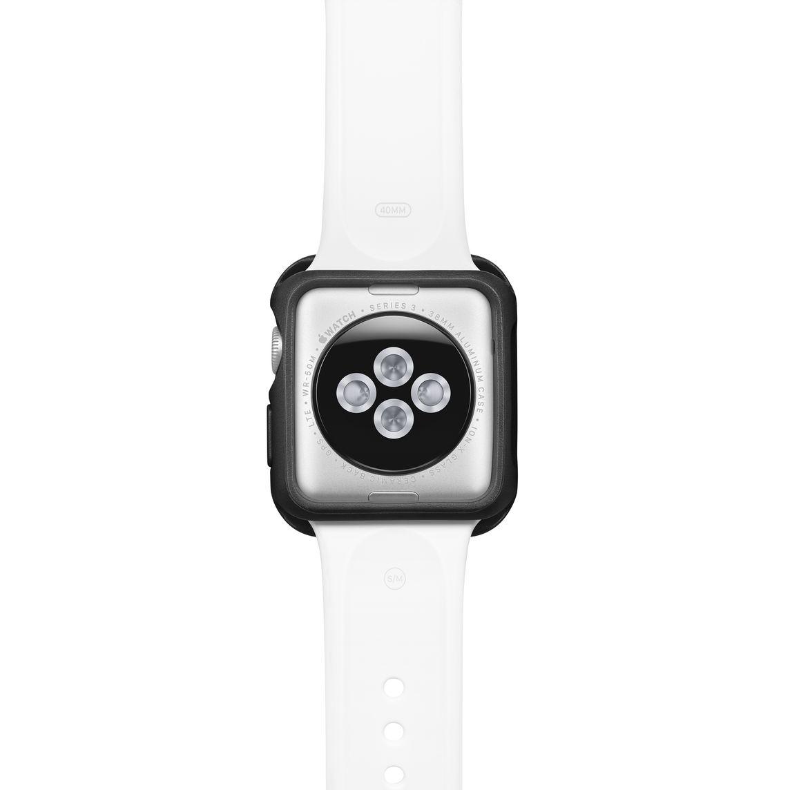 Otterbox Exo Edge Case For Apple Watch Series 3 38mm Black Apple Uk