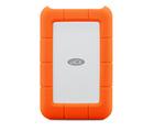 LaCie 5TB Rugged USB-C + USB 3.0 Portable External Hard Drive