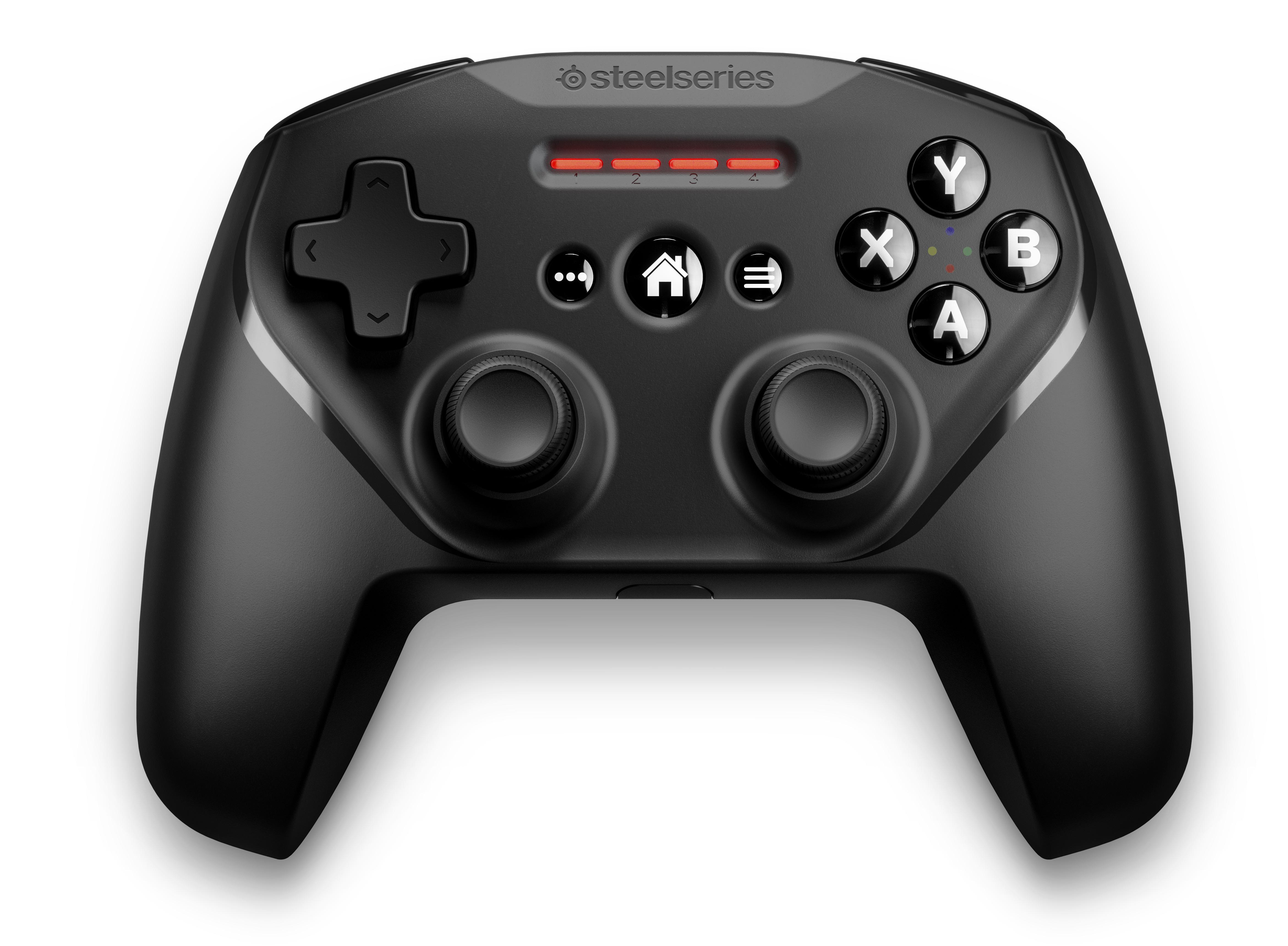 SteelSeries Nimbus+ Kablosuz Oyun Kumandası - Apple (TR)