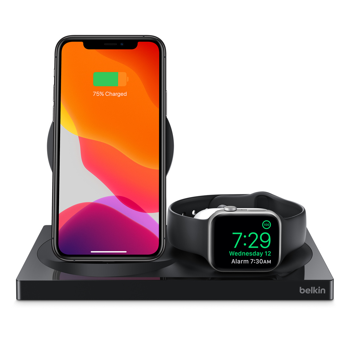 Belkin BOOST↑CHARGE™ 3 in 1 Wireless Charger for iPhone + Apple Watch + AirPods