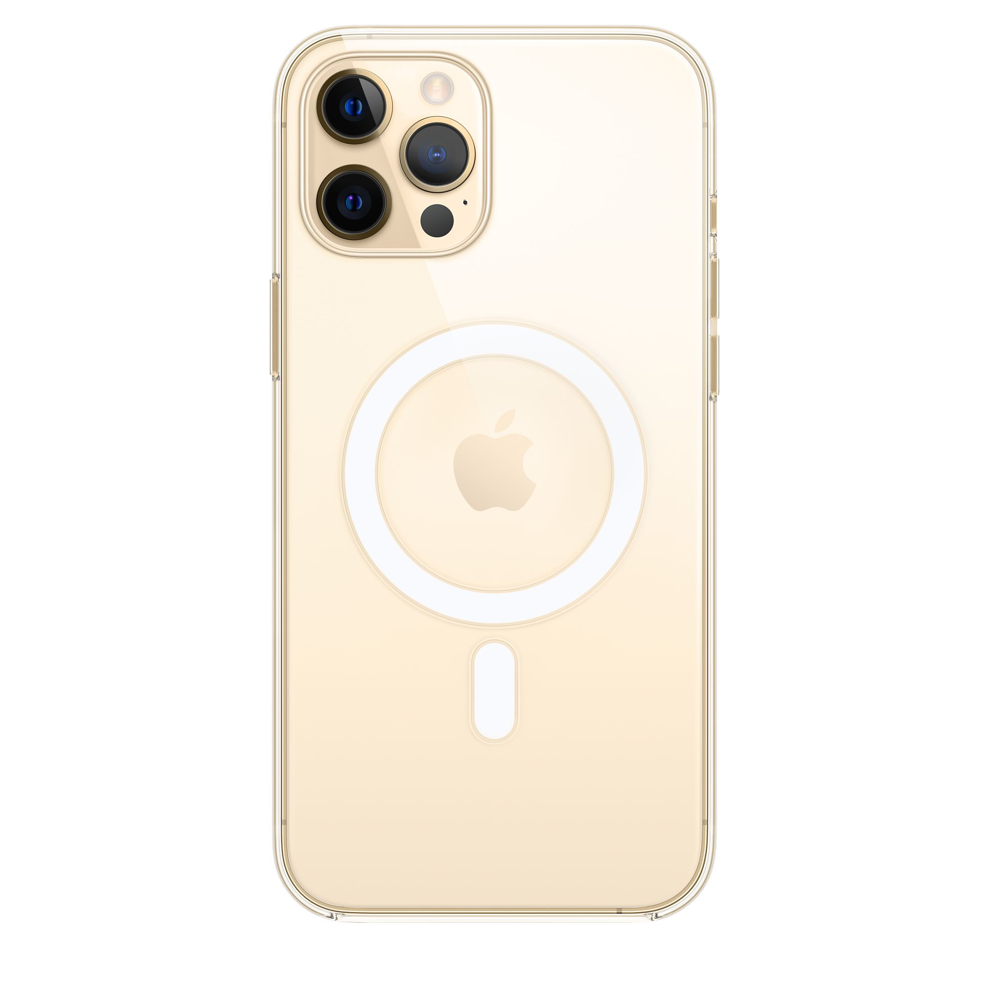 iPhone 20 Pro Max Clear Case mit MagSafe