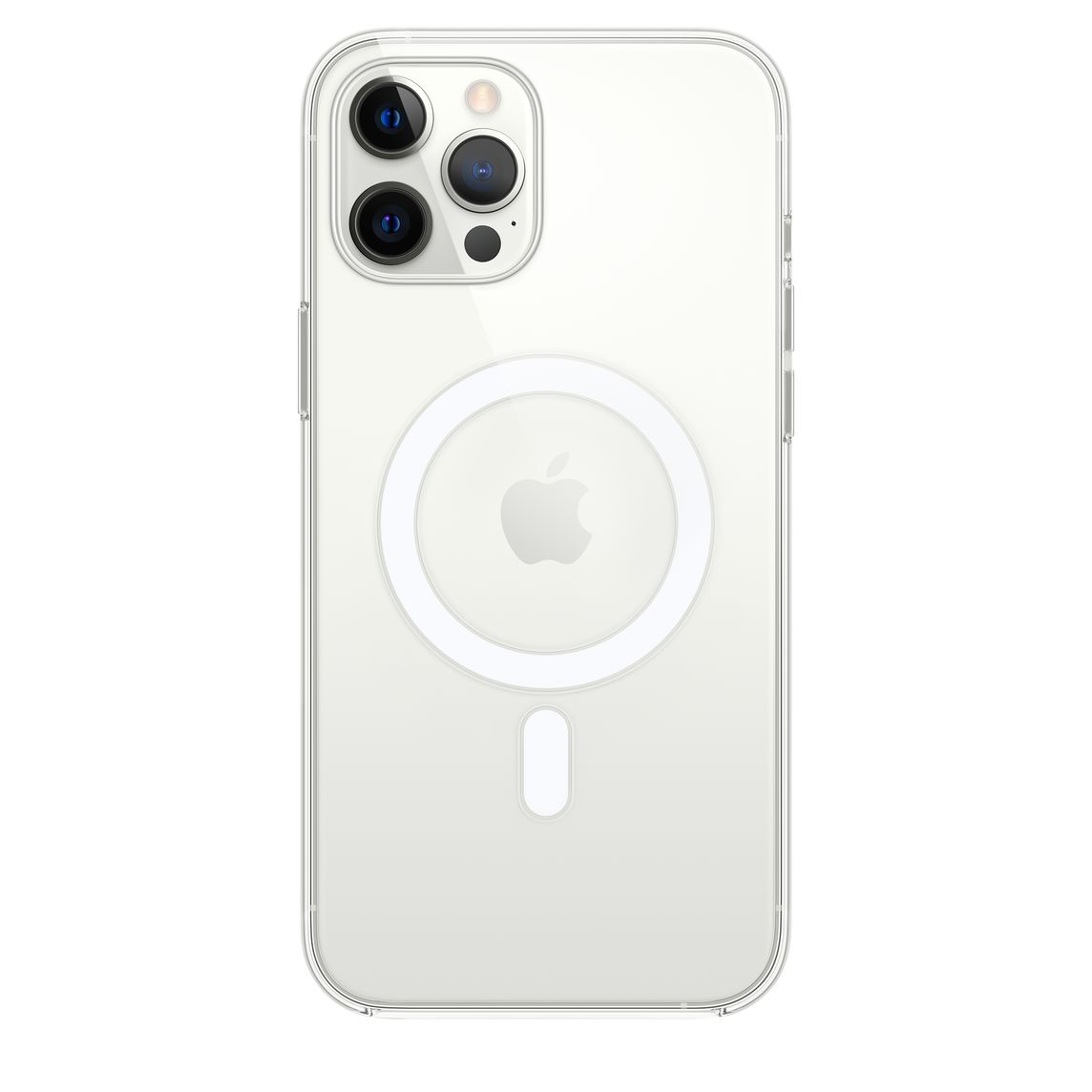 iPhone 12 Pro Max Clear Case mit MagSafe - Apple (DE)
