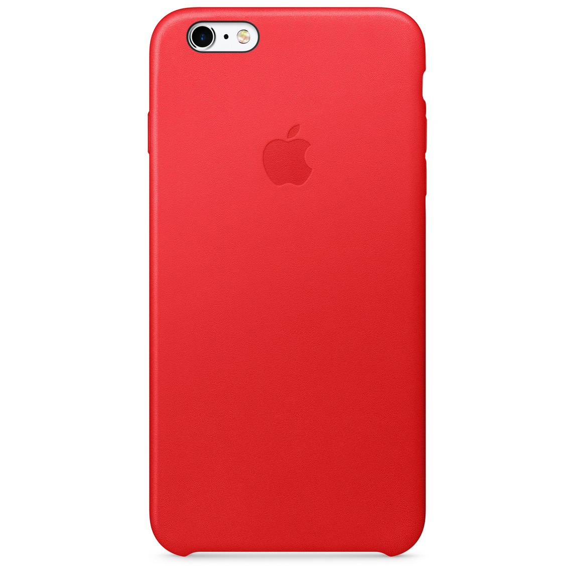 new concept 5e770 856f5 iPhone 6 Plus / 6s Plus Leather Case - (PRODUCT)RED