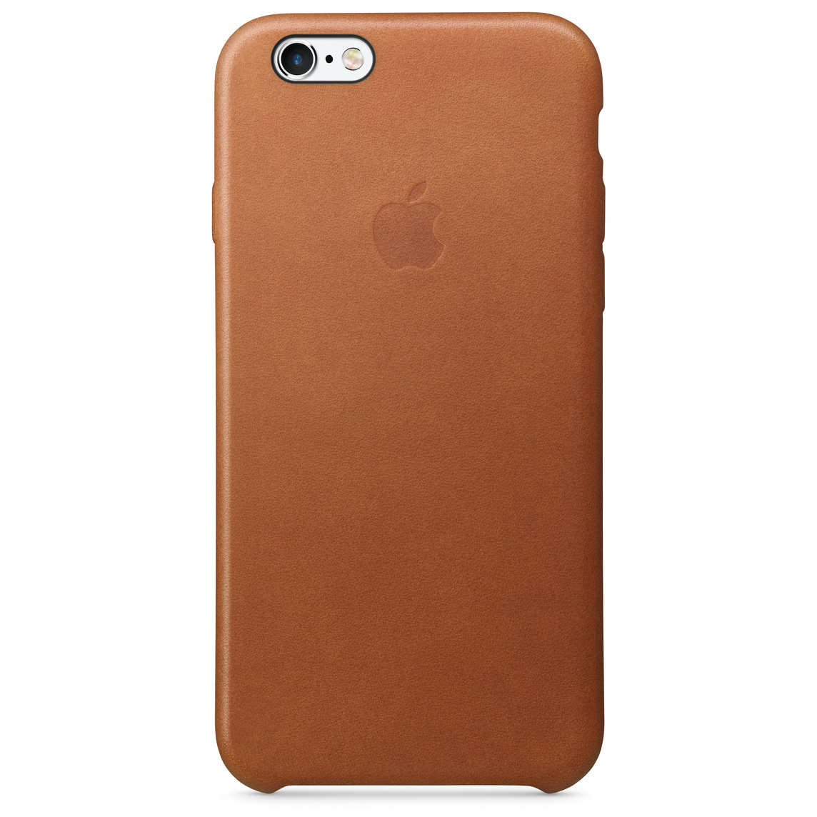 best online sale retailer detailed look Coque en cuir pour iPhone 6/6s - Havane
