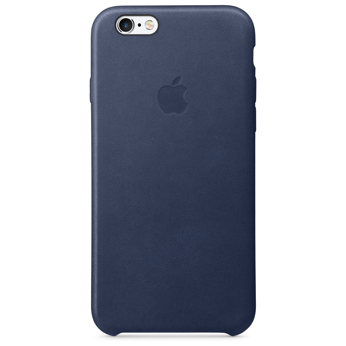 exquisite design how to buy new cheap Coque en cuir pour iPhone 6/6s - Bleu nuit
