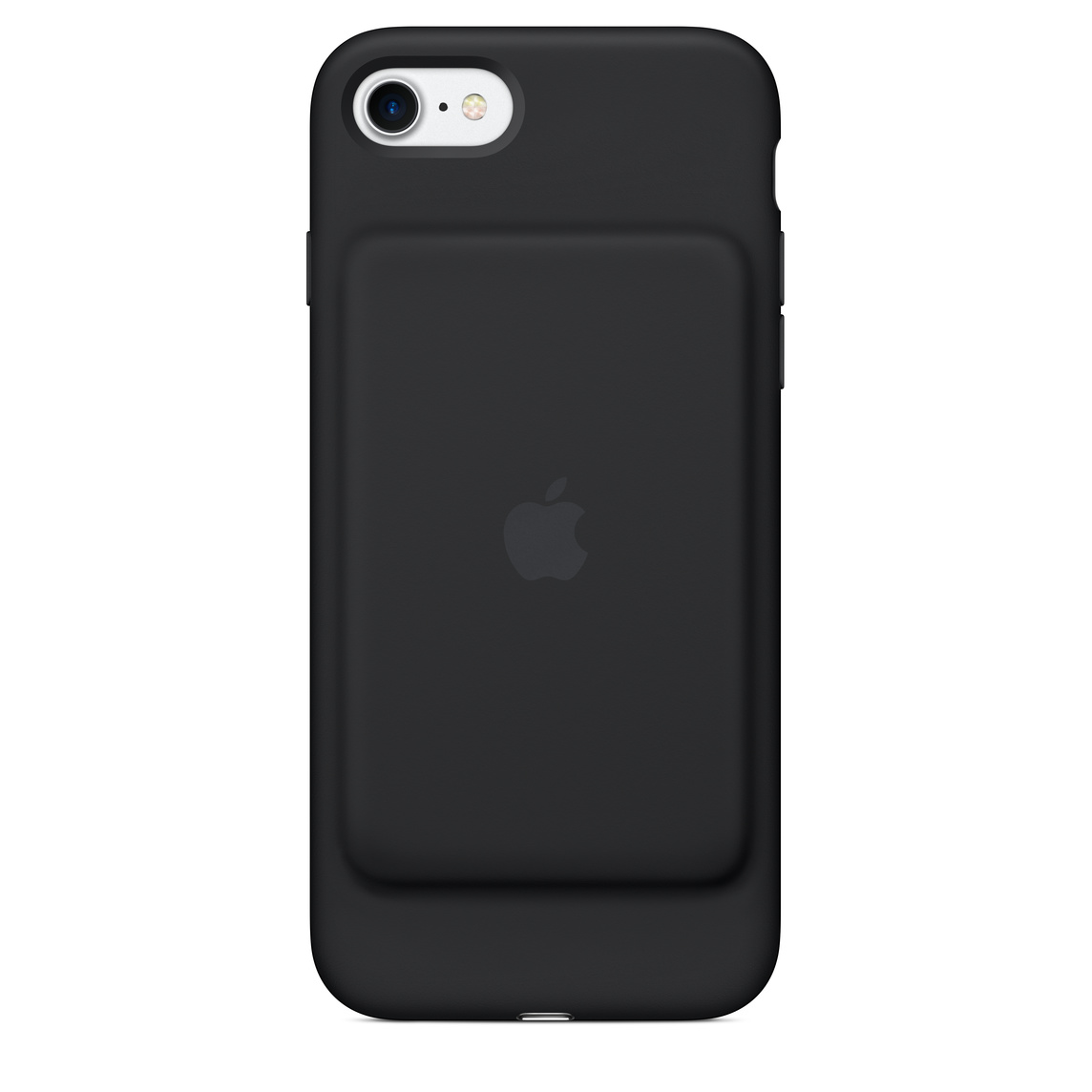 the best attitude 289f1 41386 iPhone 7 Smart Battery Case - Black