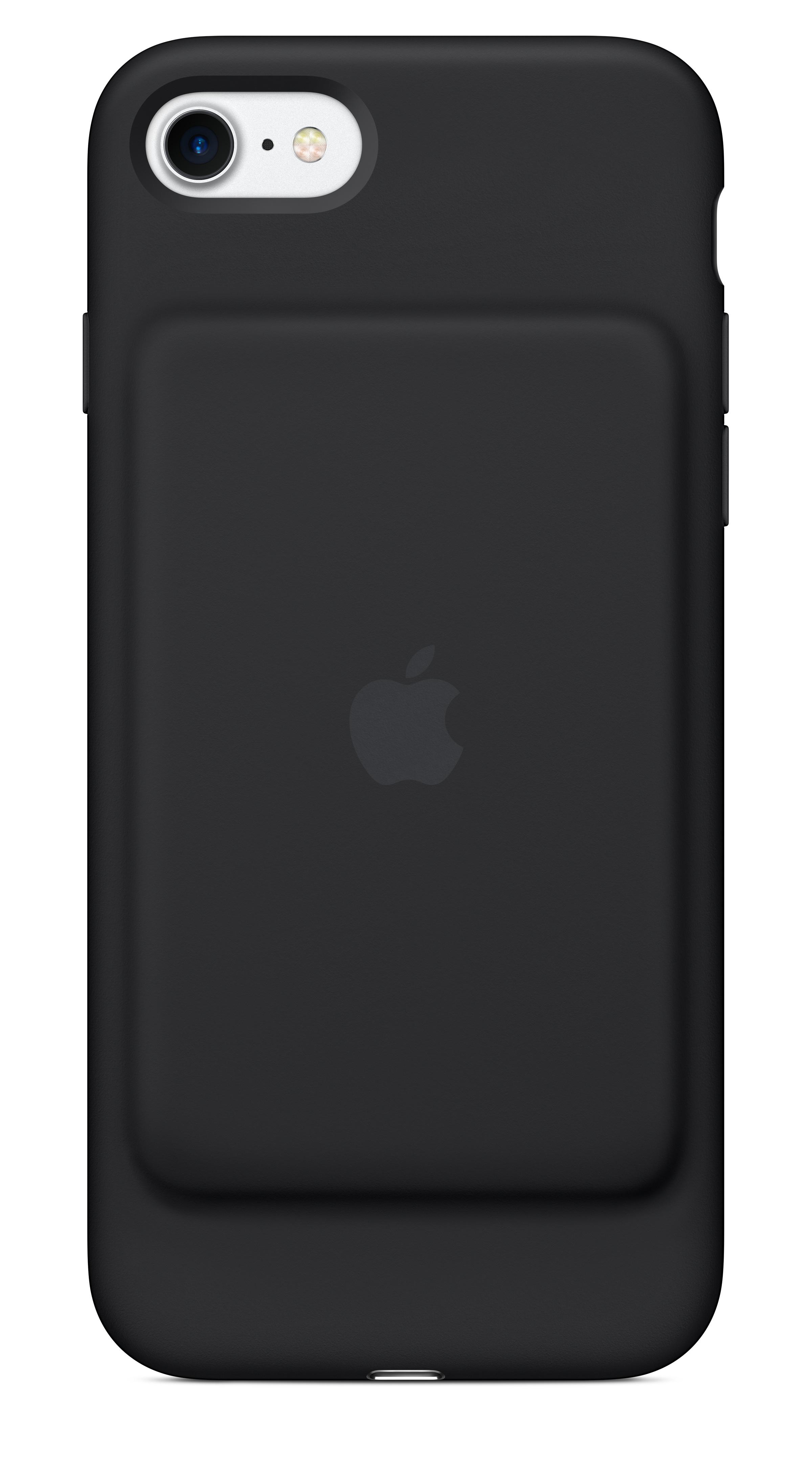 Iphone 7 Smart Battery Case Black Apple Uk