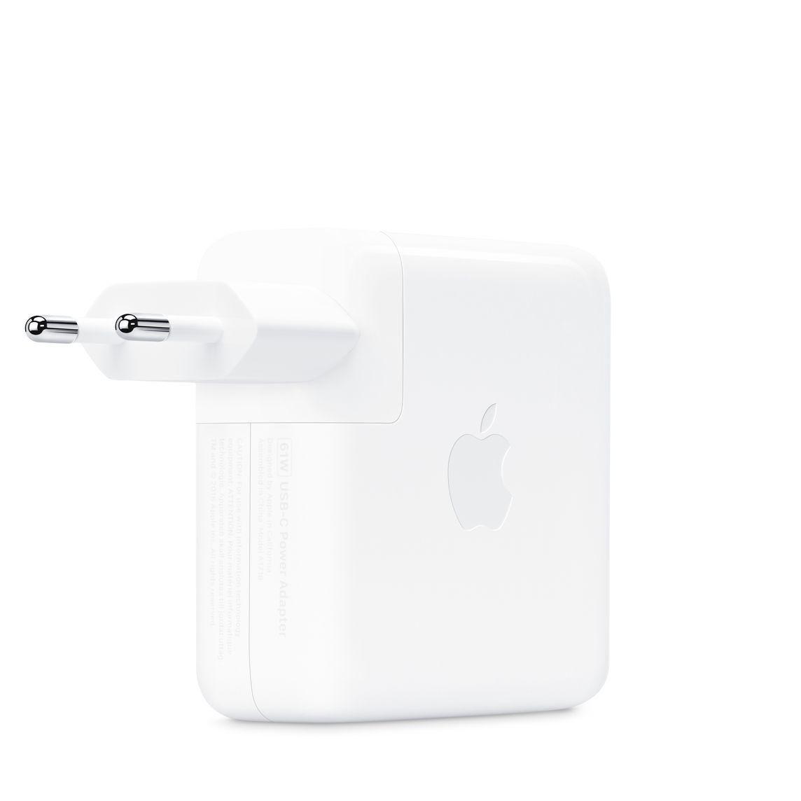61 W USB C strömadapter