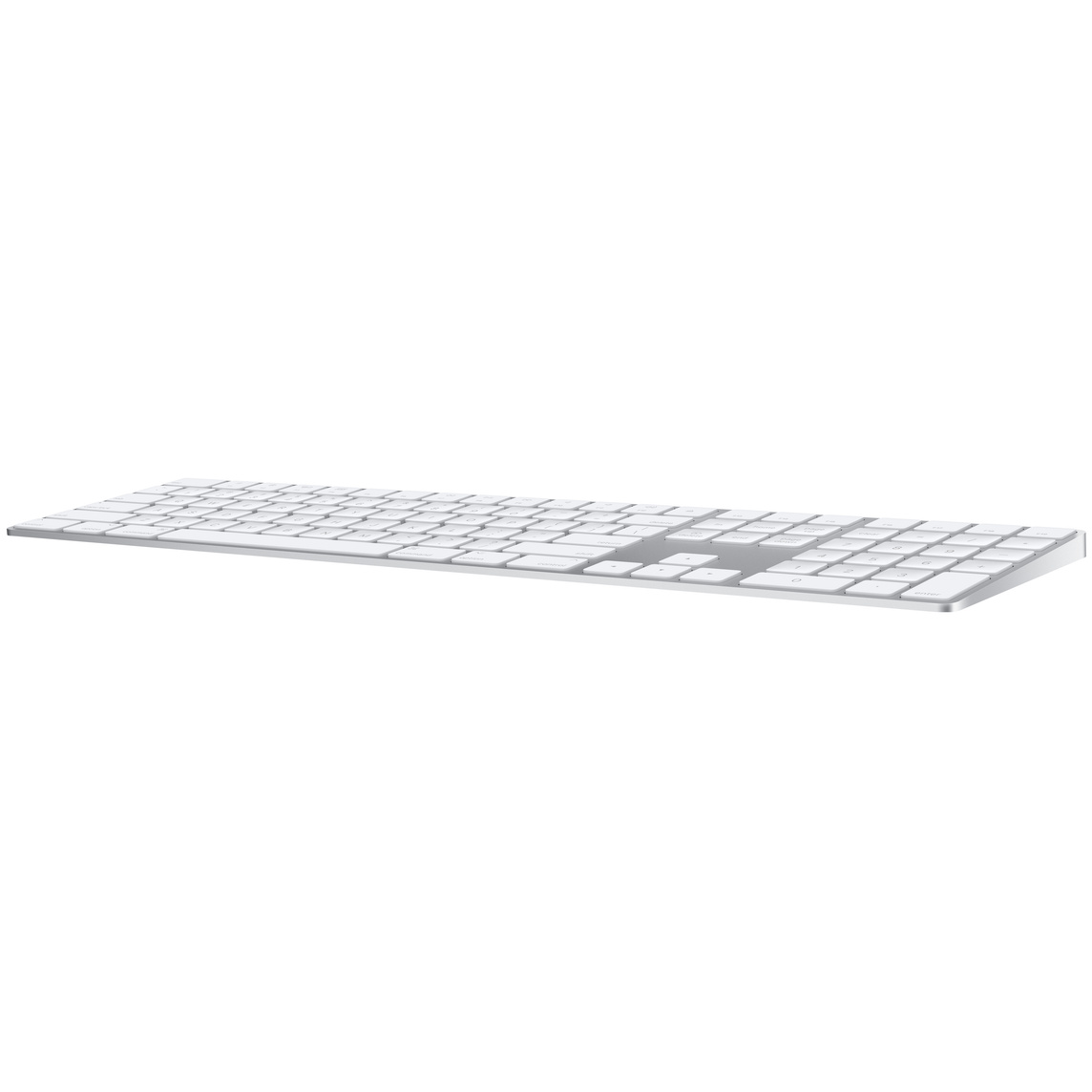 Italiano Argento Apple Magic Keyboard con tastierino numerico