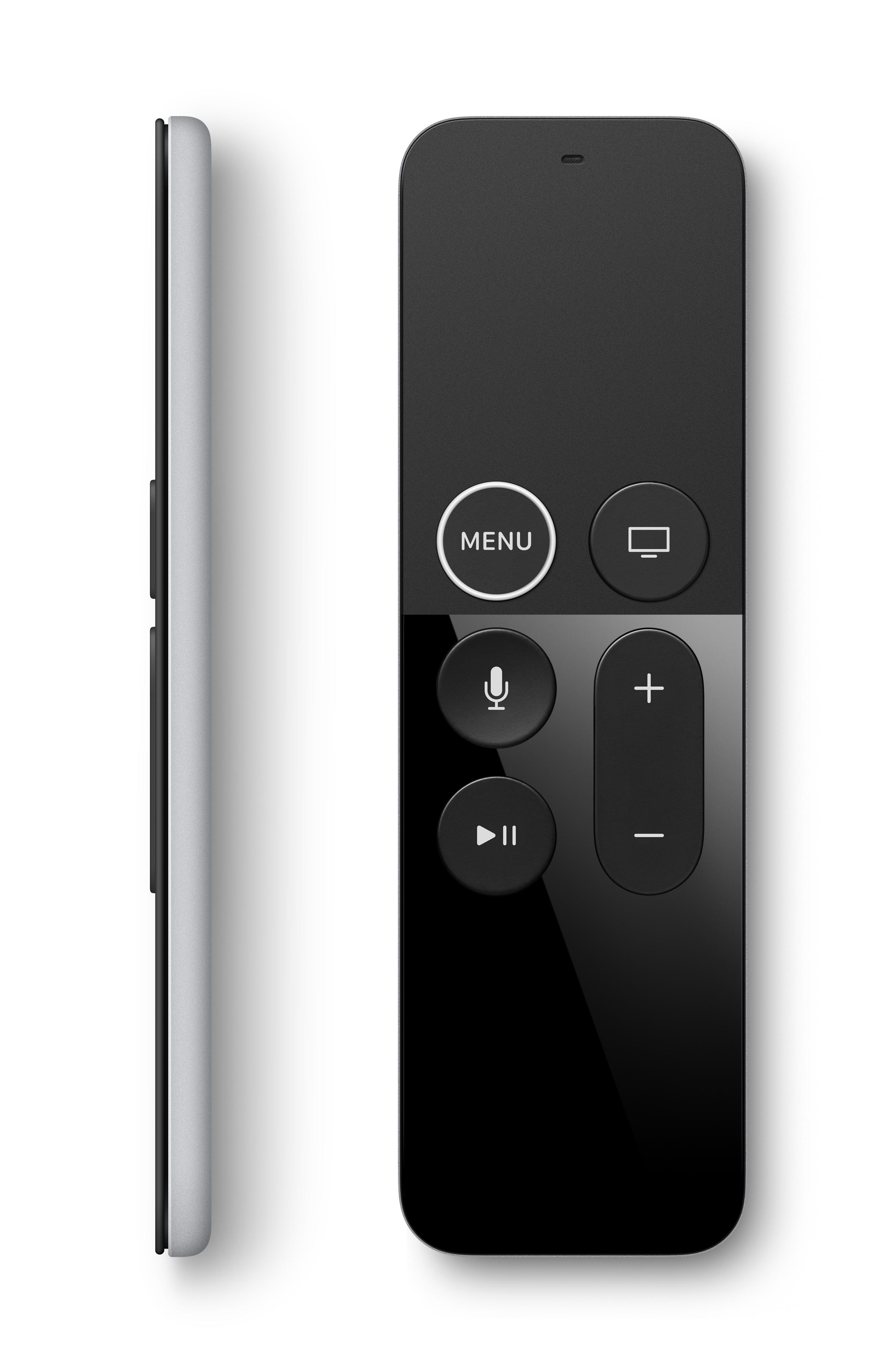 Siri Remote Apple (NO)