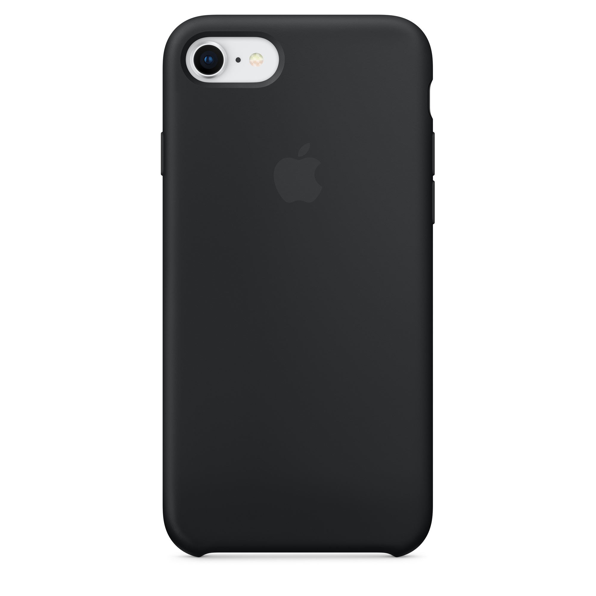 buy online adb7d 2b533 iPhone 8 / 7 Silicone Case - Black