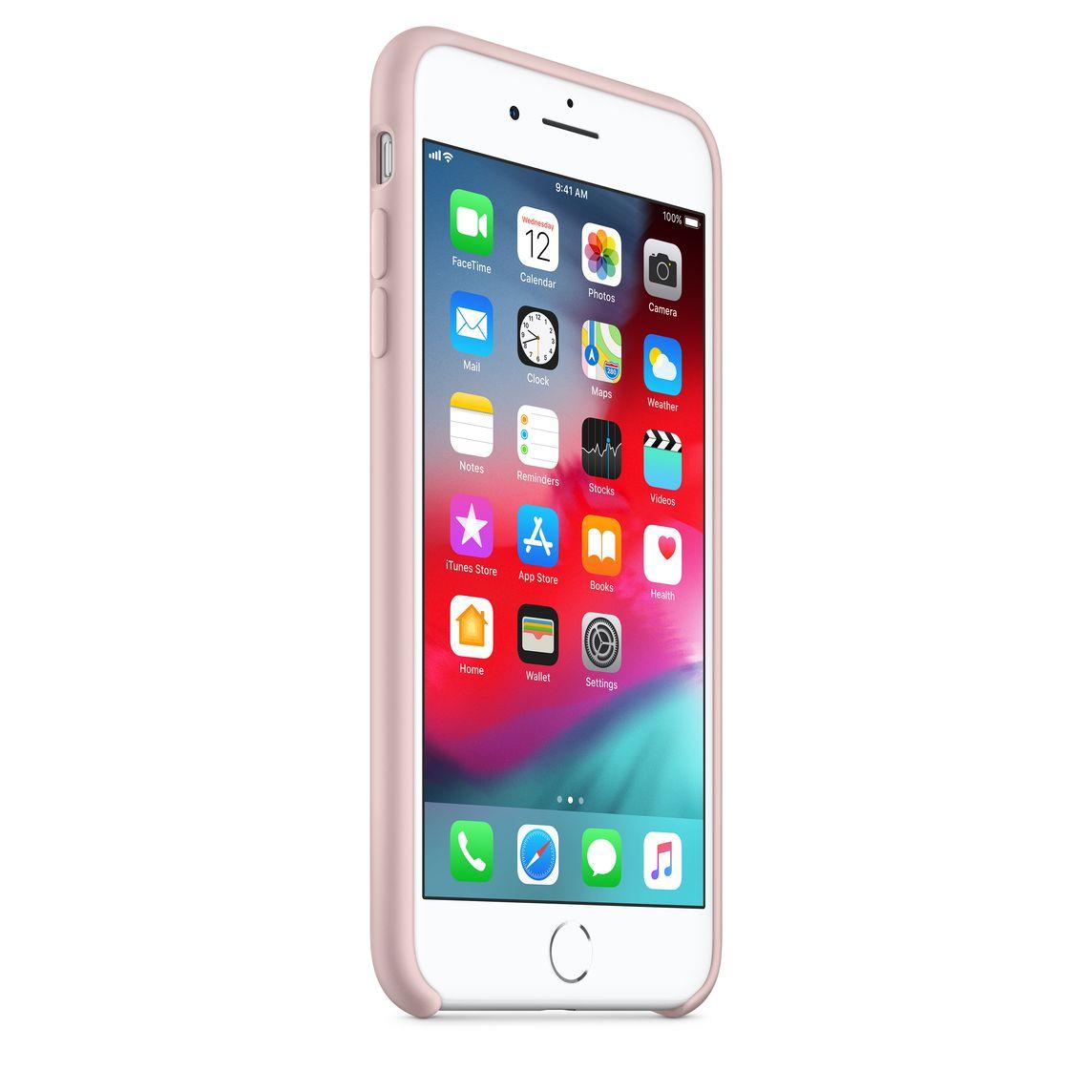 cover iphone 7 plus rosa sabbia