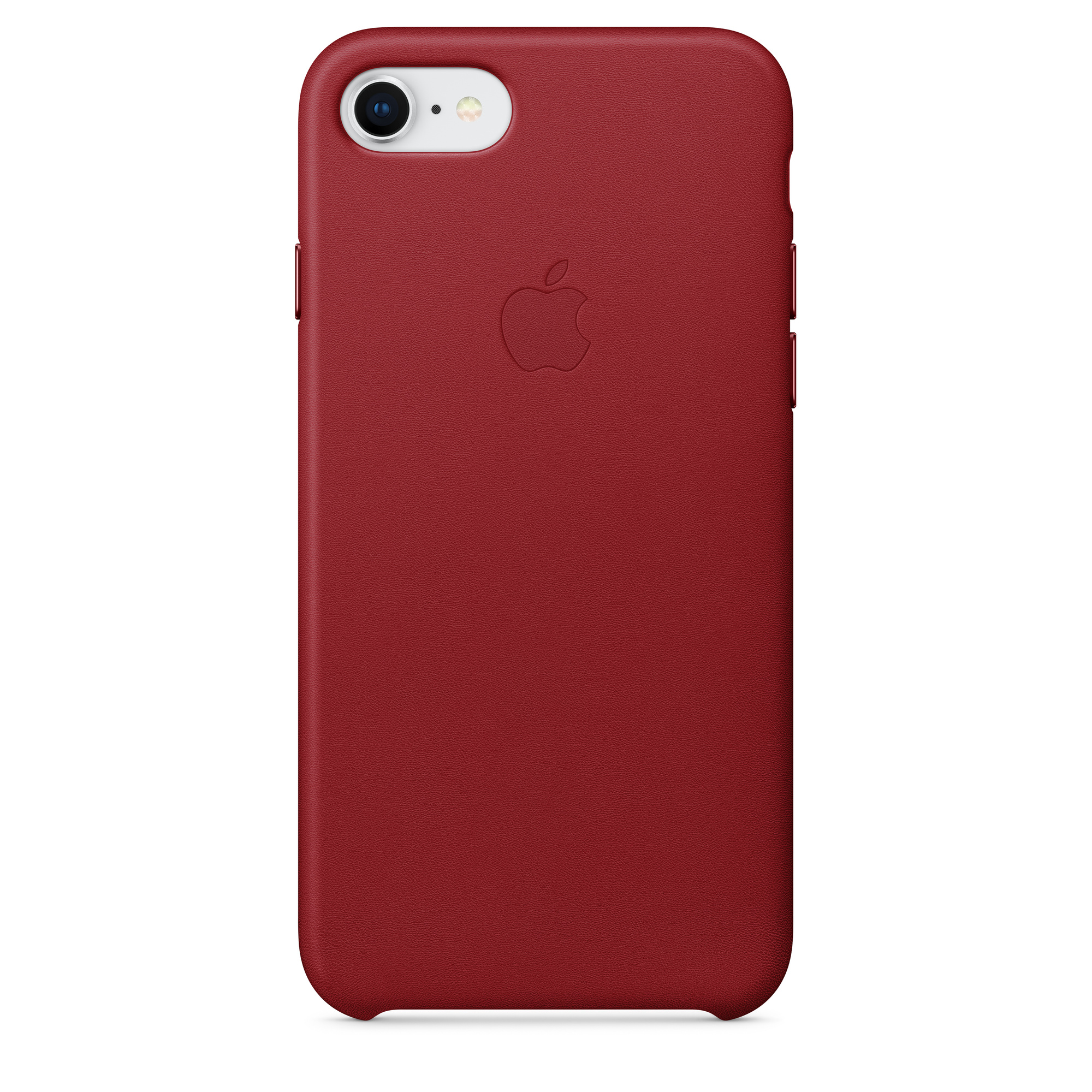 competitive price 4b85f 5d7e4 iPhone 8 / 7 Leather Case - (PRODUCT)RED