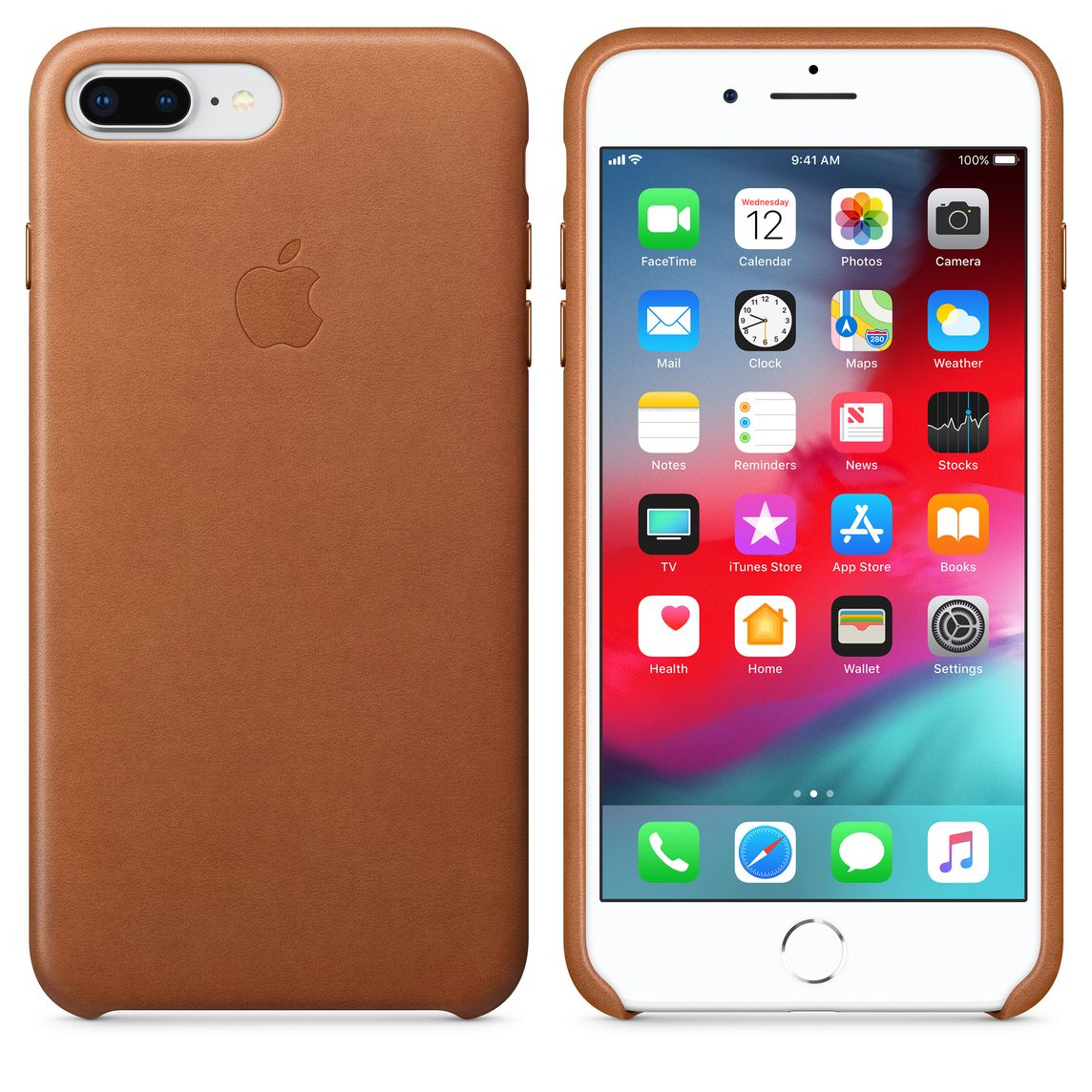 coque iphone 7 cuir apple