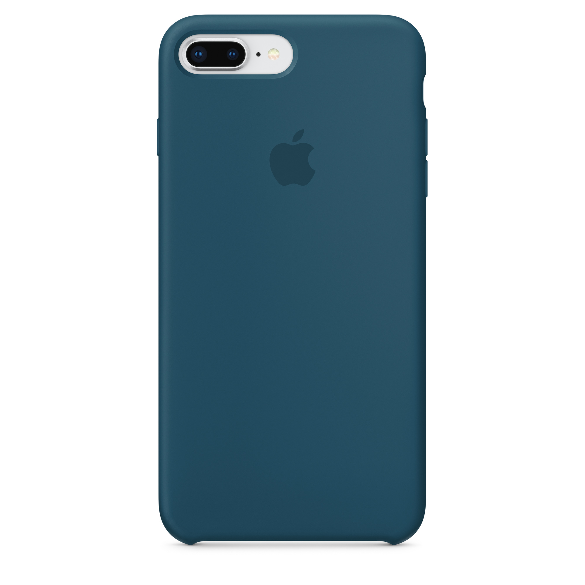 best service 4a111 a0d35 iPhone 8 Plus / 7 Plus Silicone Case - Cosmos Blue