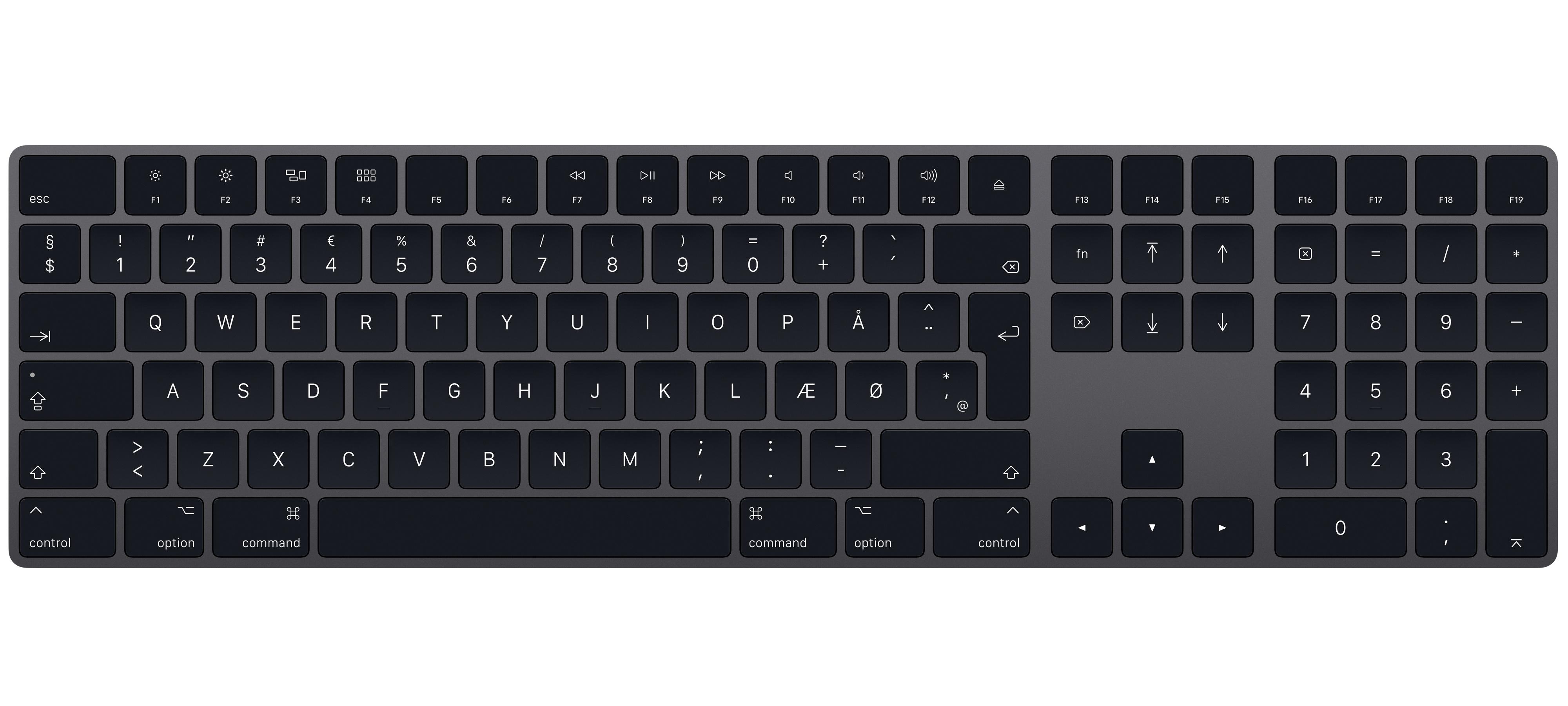 Tastatur, Apple, Magic Keyboard, God, , Sælger