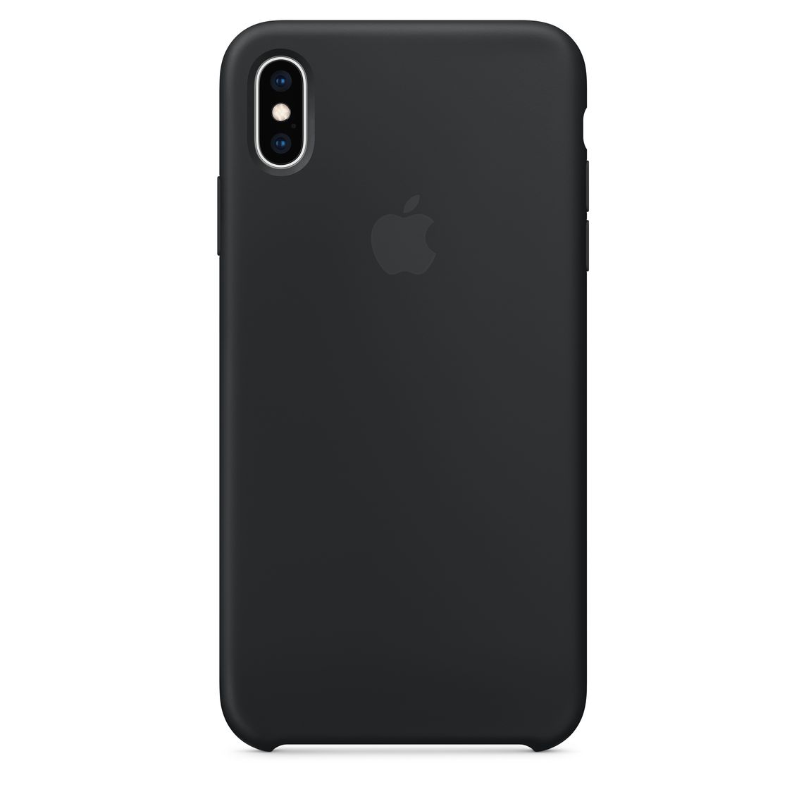 Custodia in silicone per iPhone XS Max - Bianco - Apple (IT)