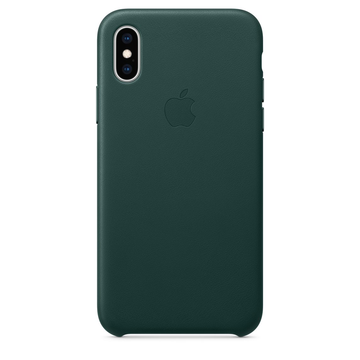 cover pelle iphone x originale