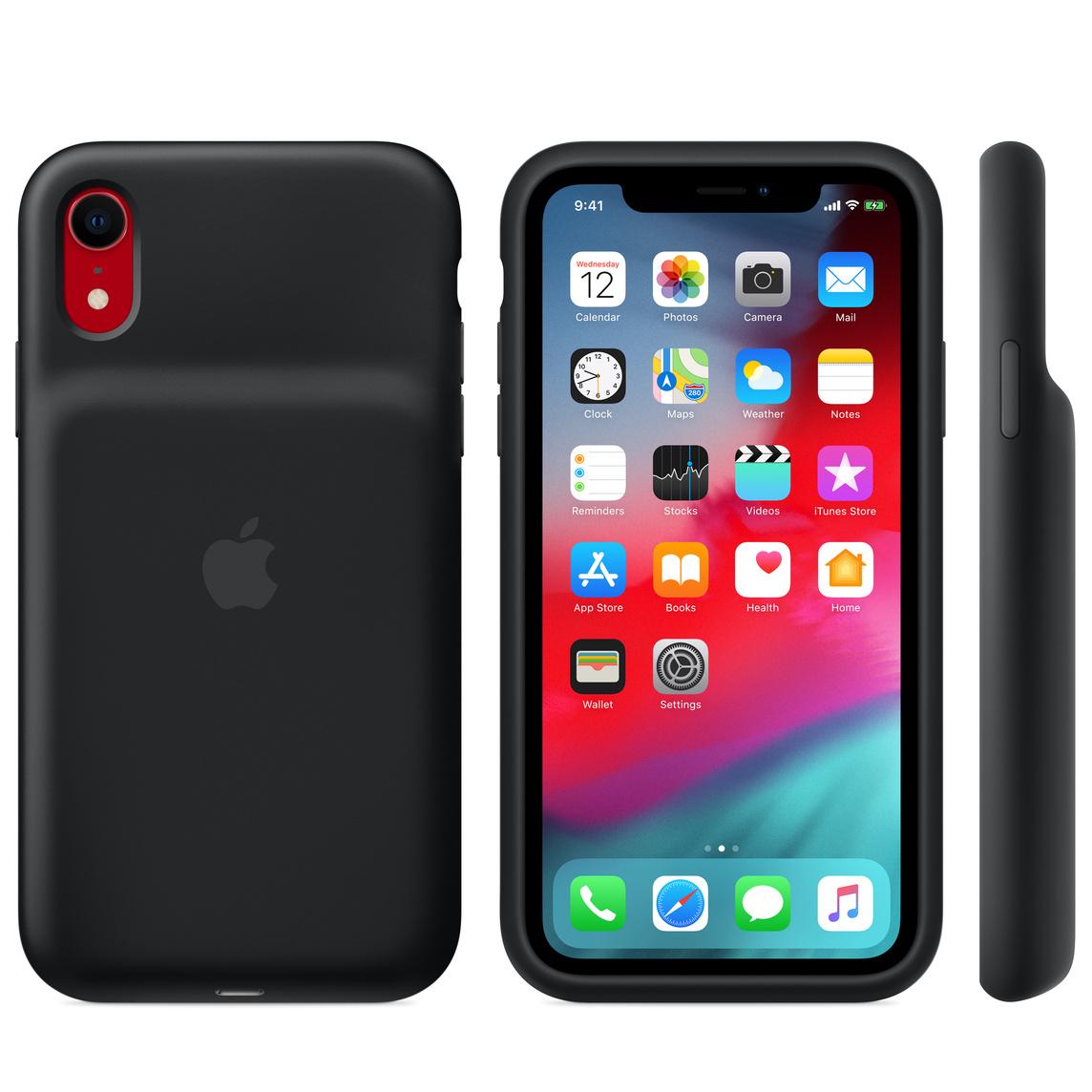Smart Battery Case till iPhone XR ???svart