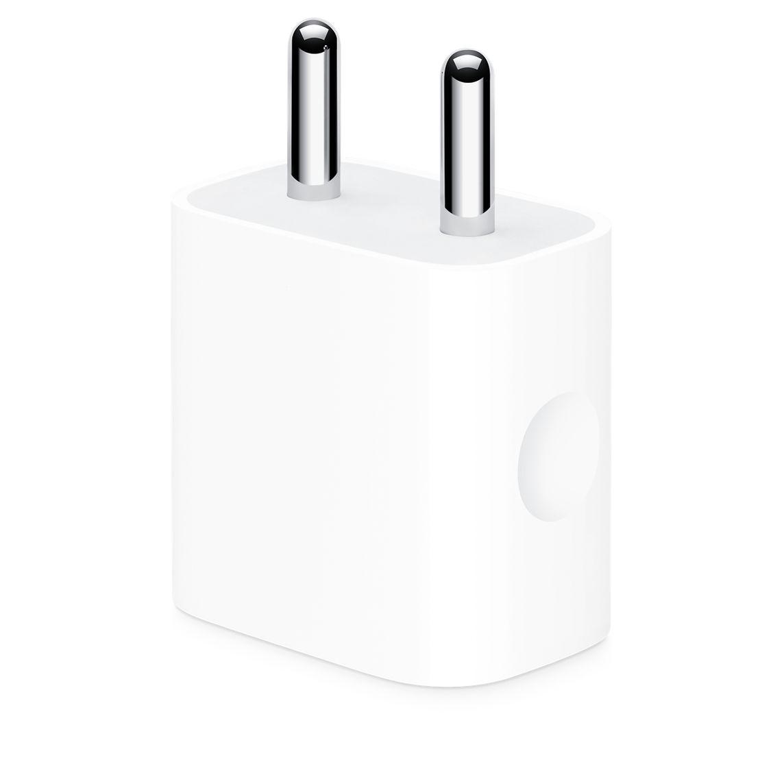 Buy 20W USB-C Power Adapter - Apple (IN)