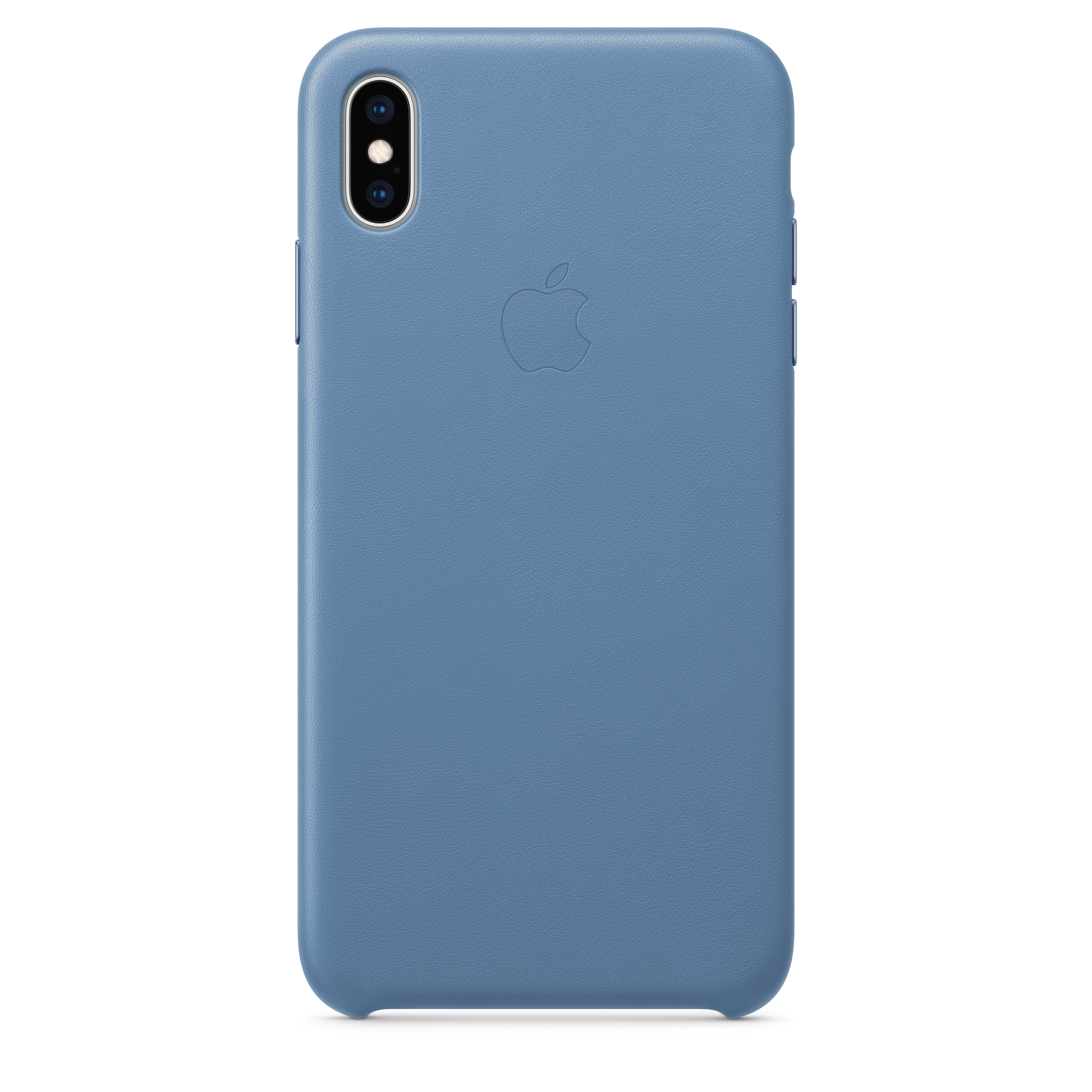 iphone xs max case leather blue