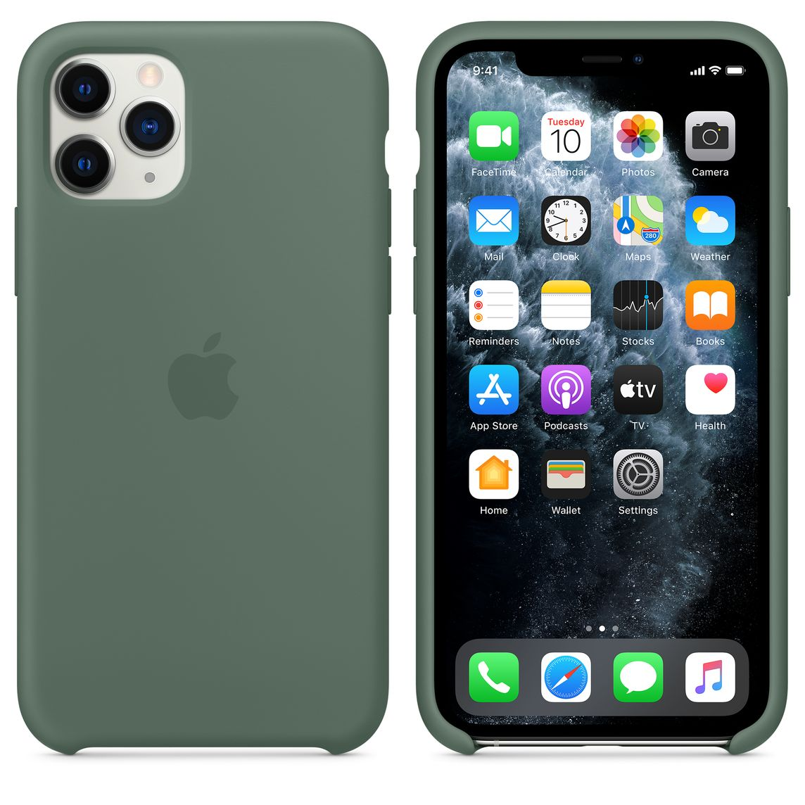 cover verde iphone 6