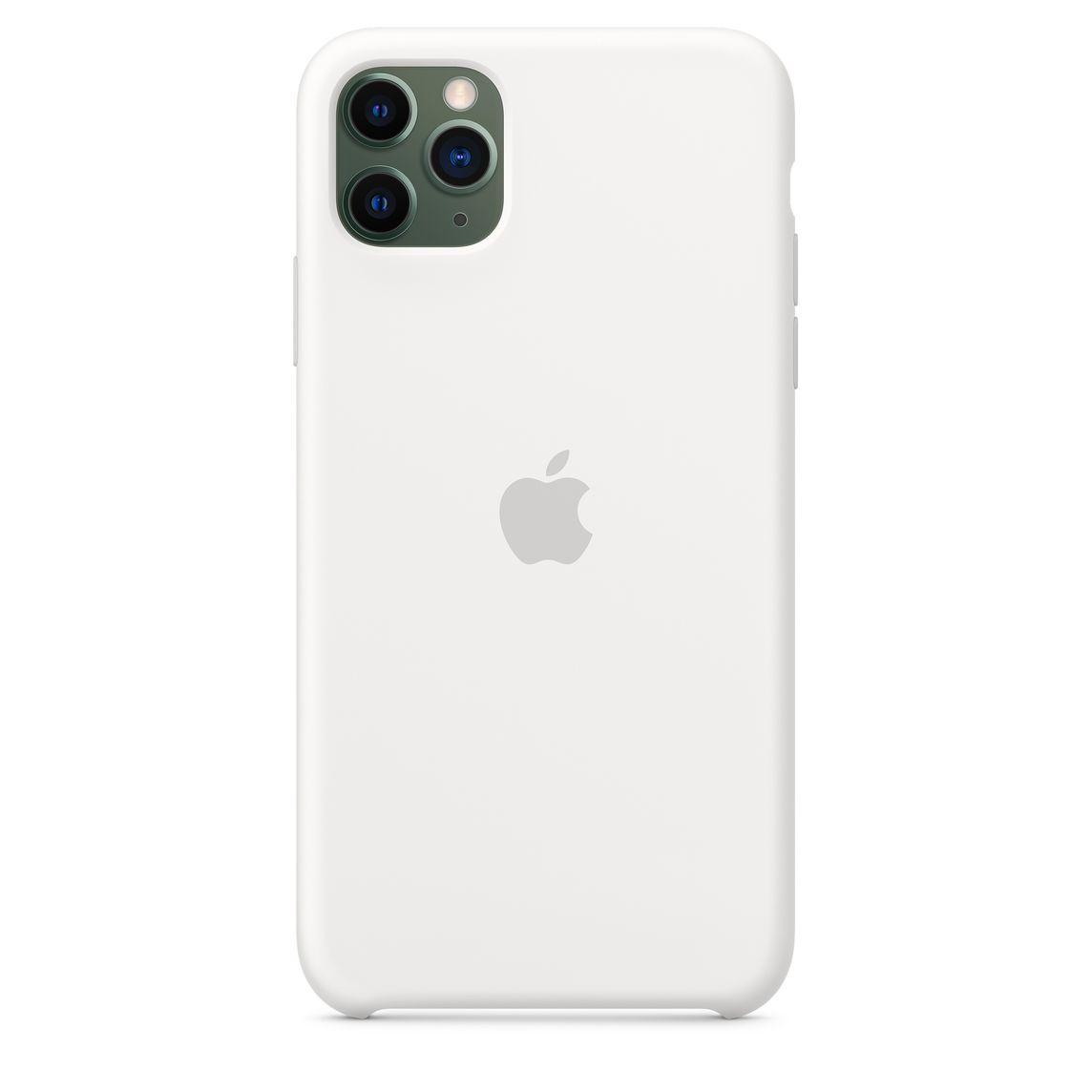 Funda Silicone Case para el iPhone 11 - Negro - Apple (ES)